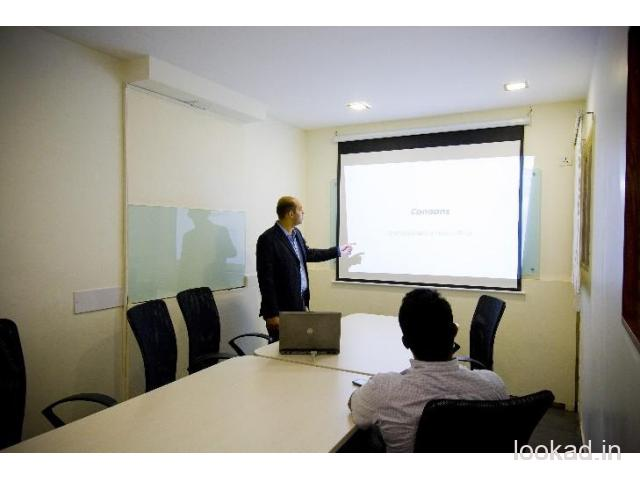 Shared office space on rent in Banashankari 2nd Stage