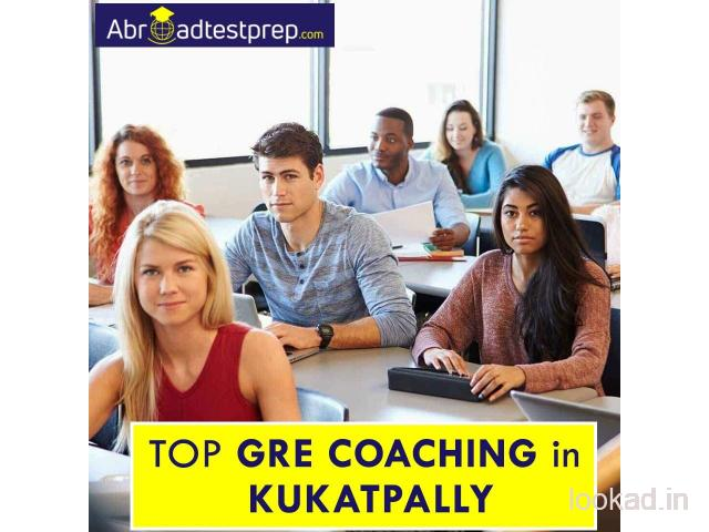 Best GRE Coaching in Kukatpally - Abroad Test Prep