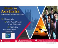 Study In Australia Without Ielts