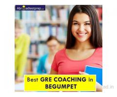 Best GRE Coaching in Begumpet - Abroad Test Prep