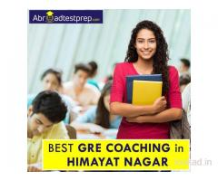 Top GRE Coaching in Himayat Nagar - Abroad Test Prep