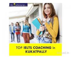 Best IELTS Coaching in Kukatpally - Abroad Test Prep