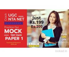 CRACK UGC NET EXAM