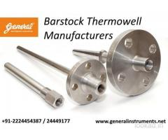 Barstock Thermowell Manufacturers in India