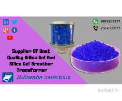Leading supplier of silica gel blue crystal