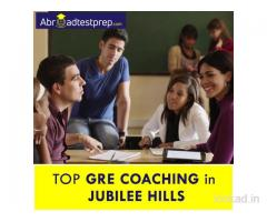 Best GRE Coaching in Jubilee Hills - Abroad Test Prep