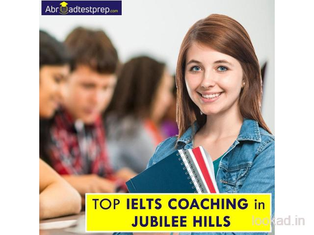 Top IELTS Coaching in Jubilee Hills - Abroad Test Prep