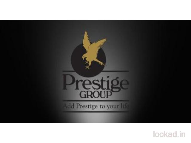 Prestige Finsbury park upcoming housing projects in india