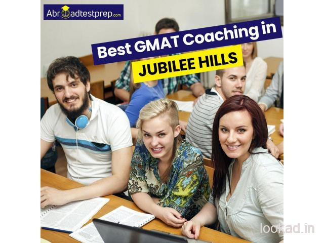 Best GMAT Coaching in Jubilee Hills - Abroad Test Prep