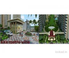 920 Sq. Ft– Buy Special 2 BHK Flat SKA Metro Ville, Greater Noida