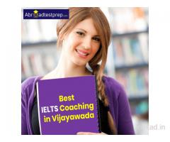 Best IELTS Coaching in Vijayawada - Abroad Test Prep