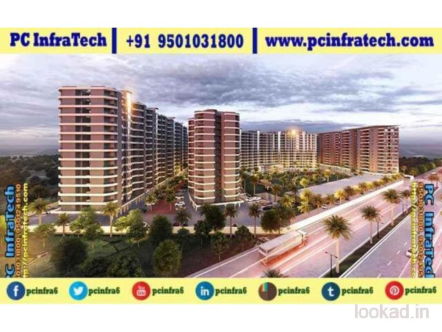 The address 3bhk apartments near to chandigarh 95O1O318OO