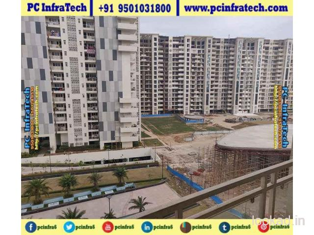 3 bhk flats by jlpl falcon view Mohali near airport road 95O1O318OO