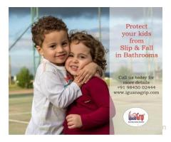 We provide Iguana-grip Anti slip safety solutions for flooring.