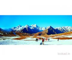 The Eco Himalayan Resorts: Manali Tour Package