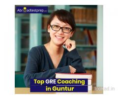 Top GRE Coaching in Guntur - Abroad Test Prep