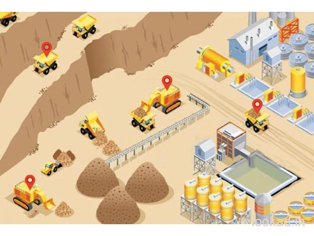 Mining Assets Tracking Devices