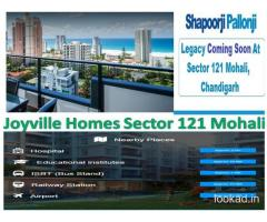Get 2 BHK & 3 BHK Apartments at Shapoorji Joyville Homes Mohali - Sector 121