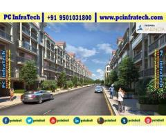 Sushma Valencia Zirakpur, 3bhk on Panchkula Ring Road 95O1O318OO