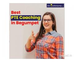 Best PTE Coaching in Begumpet - Abroad Test Prep