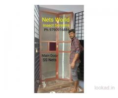 Mosquito Net Door Stainless Steel Net Netlon Insect Nets Screens Chennai Adyar  Alwarpet