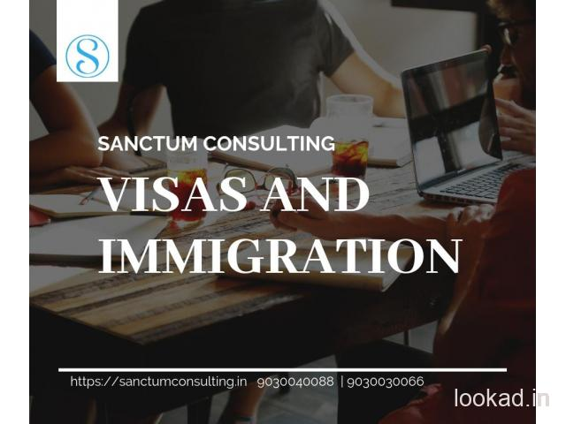 Top Rated Visa Consultancy in Hyderabad - Sanctum Consulting