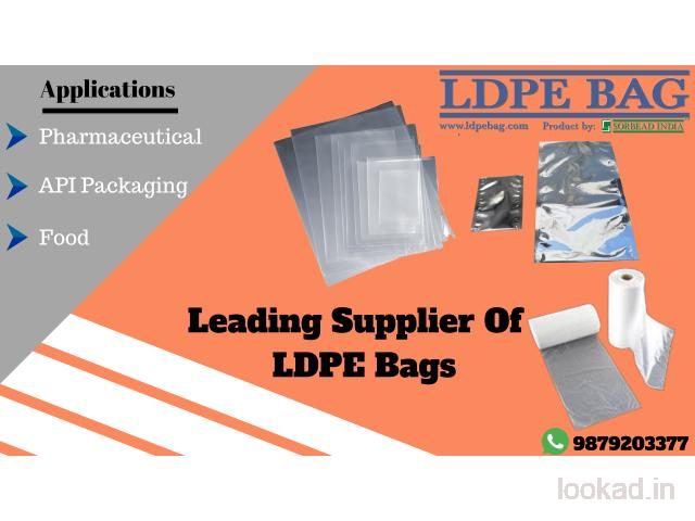 Supplier of food grade bags in India