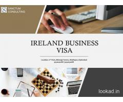 Apply for Ireland Business Visa with Sanctum