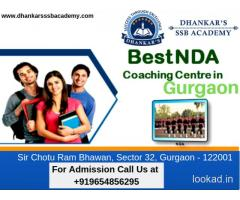 Best Nda Coaching Centre In Gurgaon