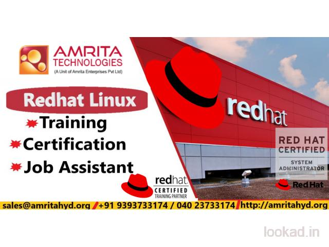 REDHAT LINUX Certification and Training Amrita Technologies