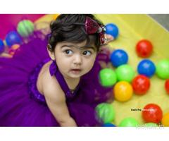 Hire the Professional Baby Photographer at the Best Price