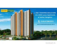 L and T Realty Raintree Boulevard Hebbal Bangalore