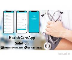 Health Care App Solution