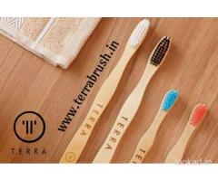 Buy Eco Friendly Bamboo Toothbrush Online