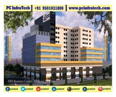 TDI City Connaught Residency 3BHK floors for sale in Mohali 95O1O318OO