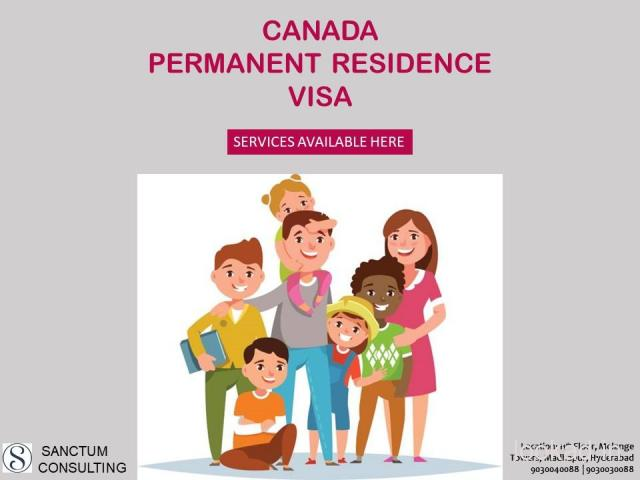 Apply for Canada Immigration with Sanctum Consulting