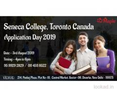 Seneca College, Toronto, Canada Application Day