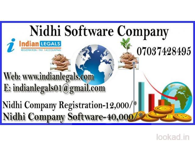 Nidhi Company Registration And Software In Aligarh 7037428495