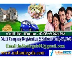 Nidhi Company Registration And Software In Lucknow 7037428495