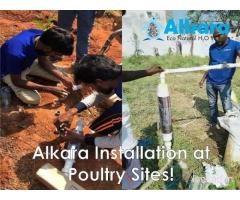Water Softening Equipments for Poultry farms in Hyderabad