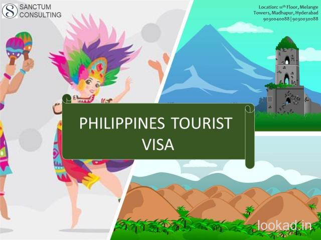 Avail Philippines Tourist visa services