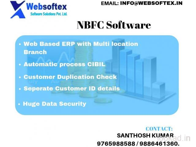 Best NBFC software provider-Websoftex