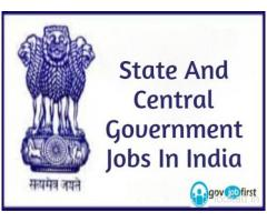 Latest Govt Job Notifications