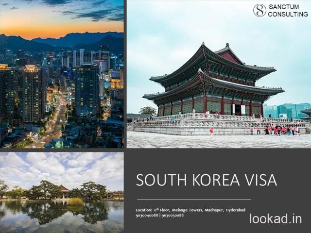 First-rate South Korea Tourist Visa Services Available