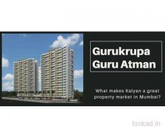 Flats For sale - Gurukrupa Guru Atman Kalyan West Call 8130629360