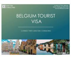 Apply for Belgium Tourist Visa