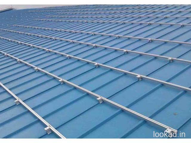 Seam Roof Mounting Solution
