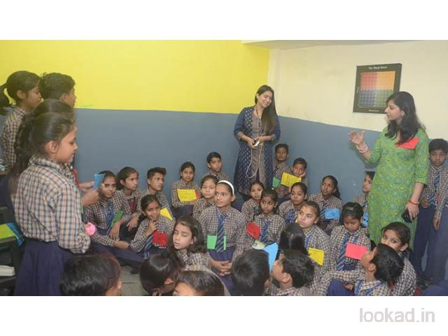 Donate Online For Children Education, NGO Working for Child Education