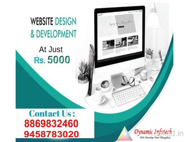Website Design Company in Bareilly 8869832460