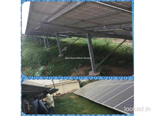 Solar Ground Mount Solutions